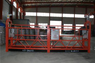 alumiiniumisulam / teras / kuumtsingitud juurdepääsulusseadmed zlp630